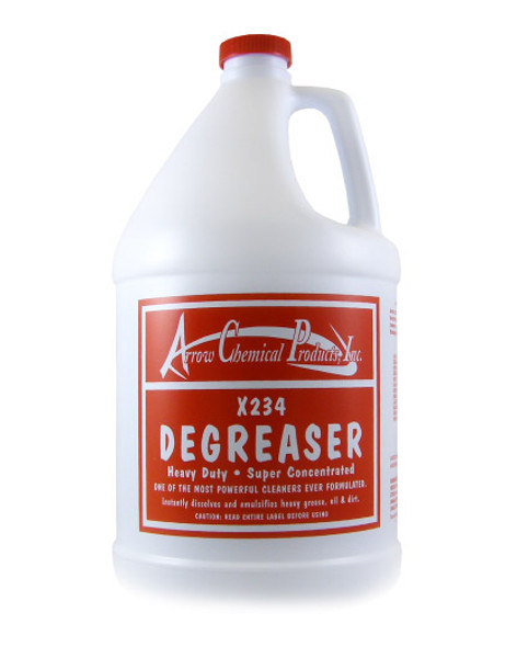 #234 1 Gallon Heavy Duty Degreaser (4 Pack)