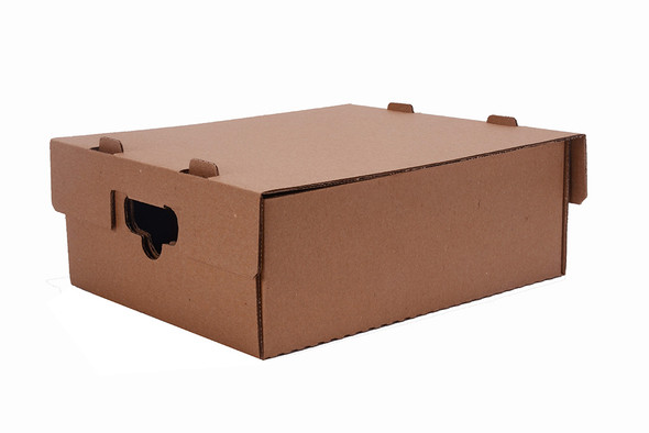 Stackable Small Catering Tray w/ Lid #1166