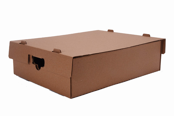Stackable Medium Catering Tray w/ Lid #1168