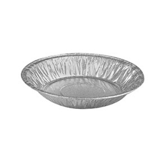"D&W 11600 6"" Shallow Pie Aluminum Pan"