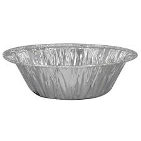 "4007-30-250 6"" Aluminum Pot Pie Pan"