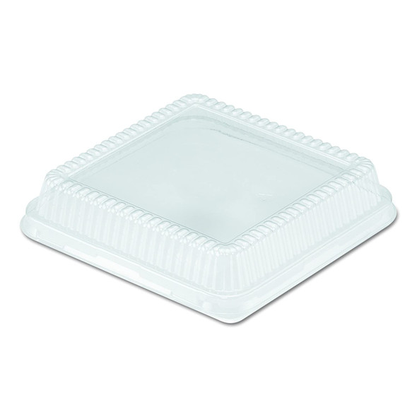 """4048DL-500 Dome Lid For 8"""" Aluminum Square Pan"""
