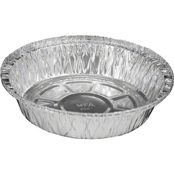 "2047-25-500 7"" Round Aluminum Pie Pan (Pans Only)"