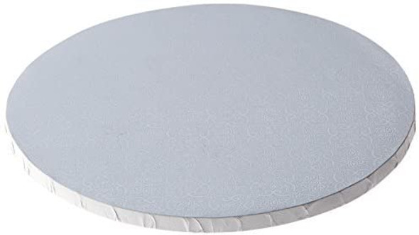 """ENJAY 12"""" Round White Board 1/2"""" Thick"""