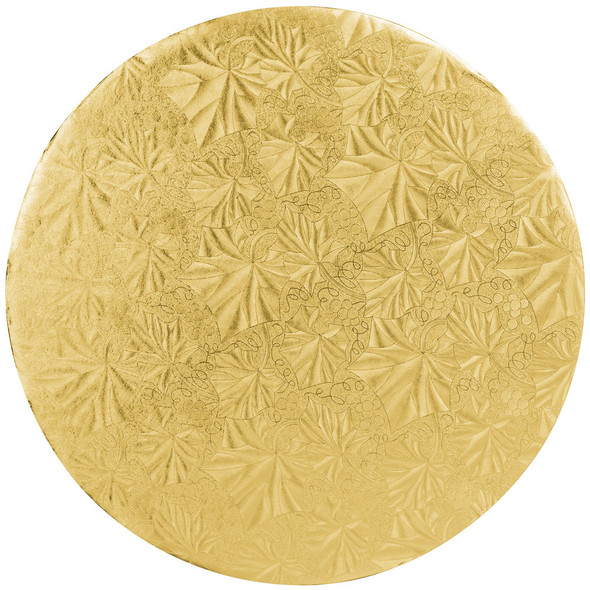"ENJAY 12"" Round Gold Board 1/4"" Thick"