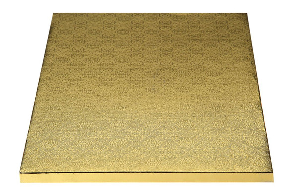 WPWDW25G 9 3/4 x 13 3/4 x 1/4 Gold Board (50 Pack)
