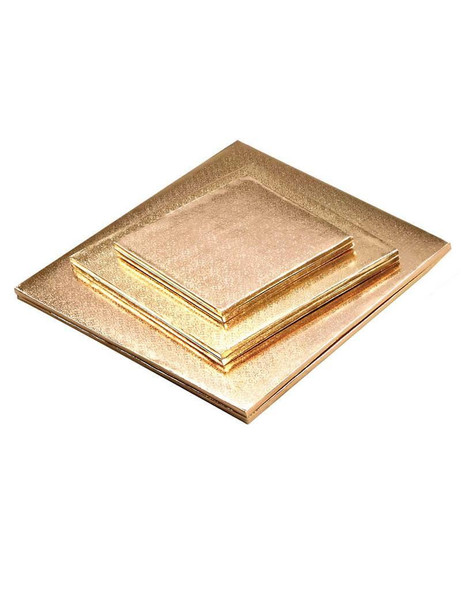 "ENJAY 10"" Square Gold Board 1/2"" Thick"