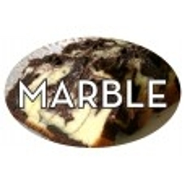 1.25*2 MARBLE LABEL  13516