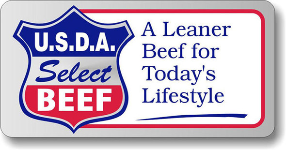 USDA SELECT BEEF A LEANER BEEF 10026 FOR TODAYS LIFESTYLE