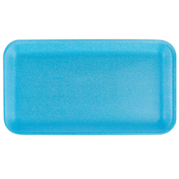 10S BLUE CRYOVAC FOAM TRAY