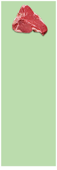 10 x 30 Green Steak Paper (Economical)