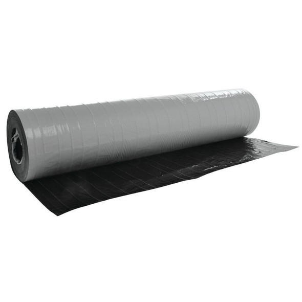 "Black Celluliner Pads 30"" x 250 ft. 100069681"