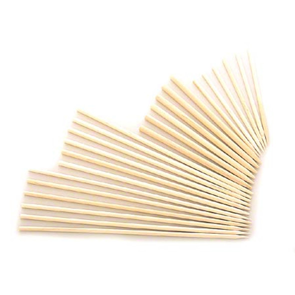 "10"" Wood Skewers Heavy 1059-5/P"
