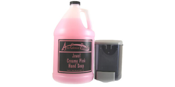 #362 Jewel Pink Hand Soap 4/1 Gallons