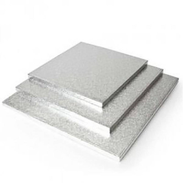 "ENJAY 18"" Square Silver Board 1/2"" Thick"