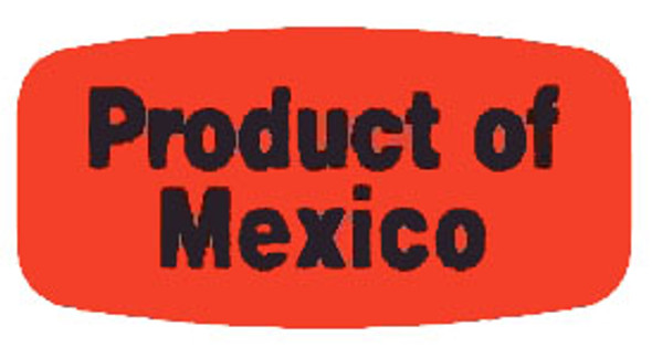 Product of Mexico/120800