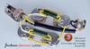 SG Wiring Harness Custom Prewired by JEL 525k CTS SHORT Shaft .015uF N .022 uF Russian K42Y-2 PIO Capacitor
