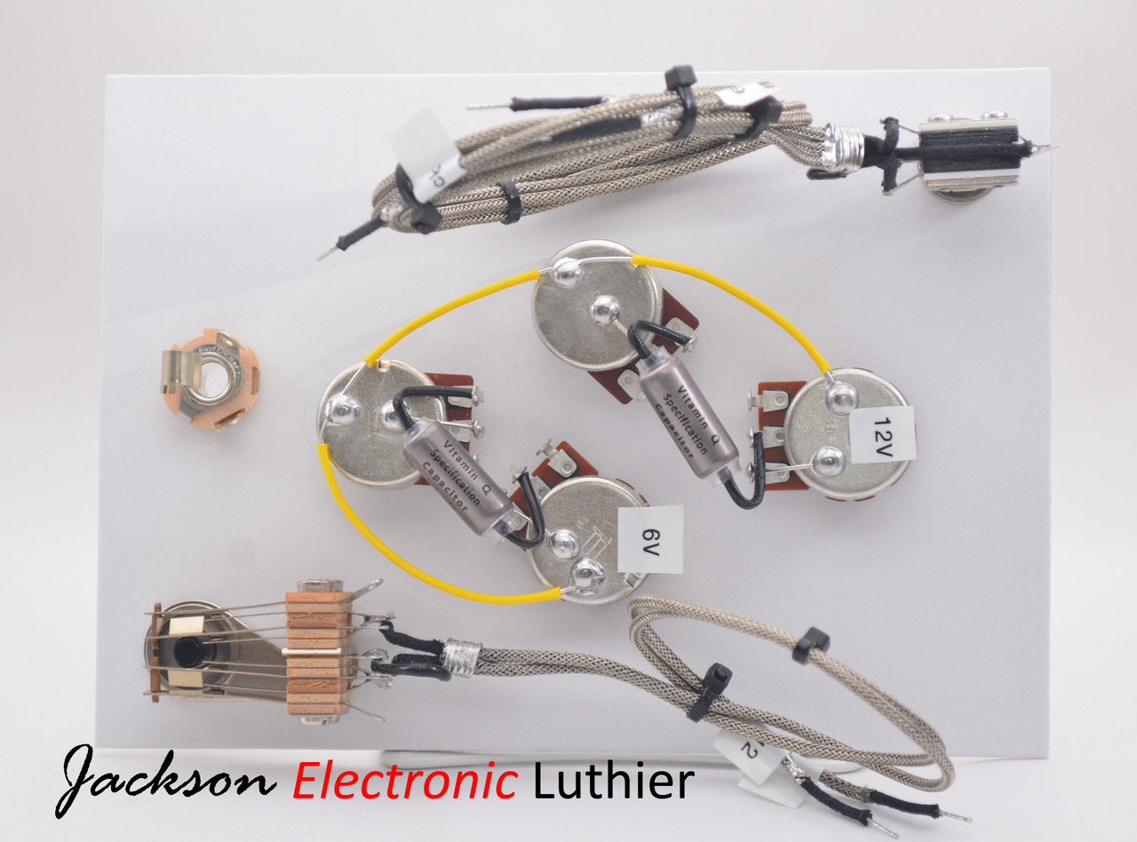 gibson wiring harness es335 wiring harness for epiphone for dot or sheraton 500k vitamin gibson sg wiring harness es335 wiring harness for epiphone for