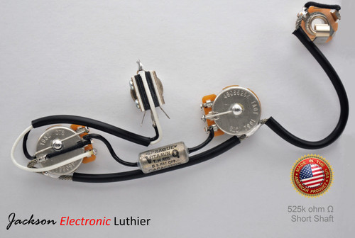 Les Paul Special Wiring Harness