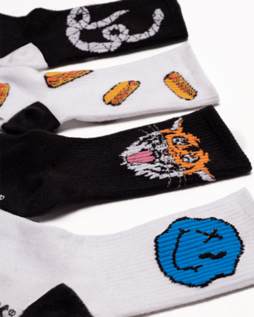 The Collectibles - Skate Socks