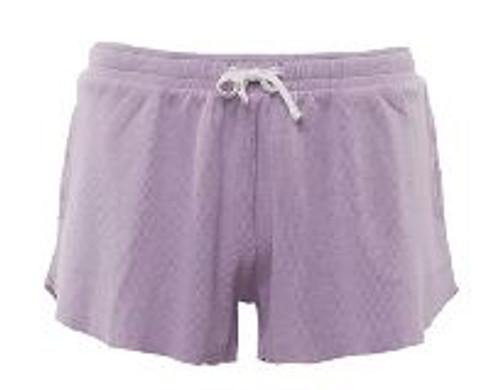 Everyday Rib Short - Purple