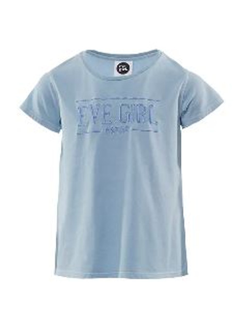 Eve Girl Tee - Blue