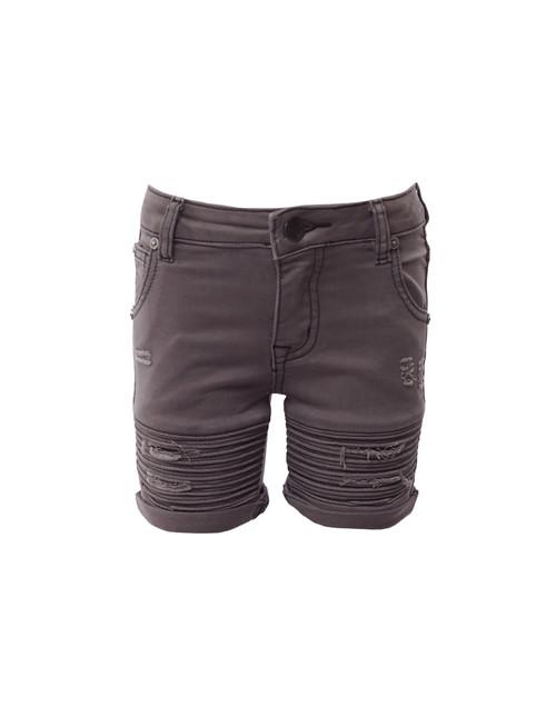 Airy Short - Boys - Brown