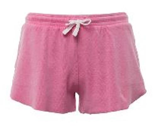 Everyday Rib Short - Pink
