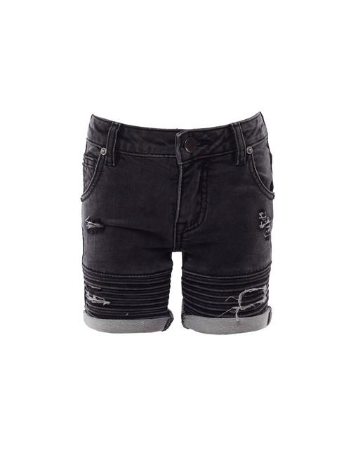 Airy Short - Boys - Black