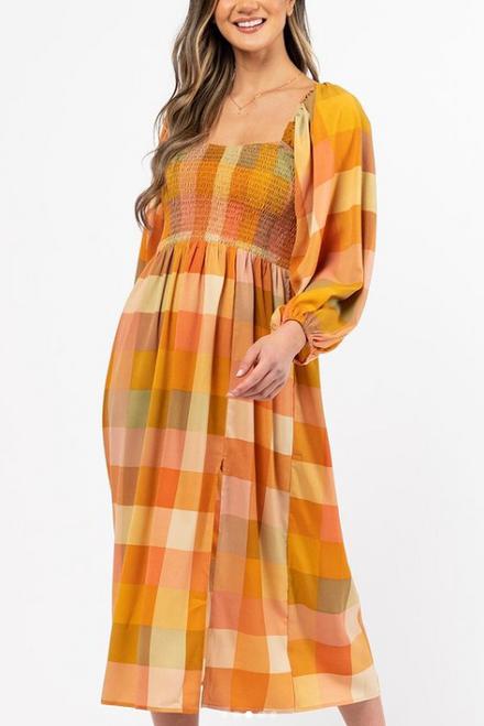 Elly Midi Dress