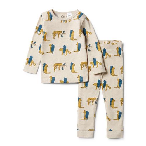 Organic Long Sleeve Pyjamas