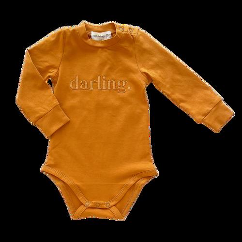 Darling Long Sleeve Bodysuit