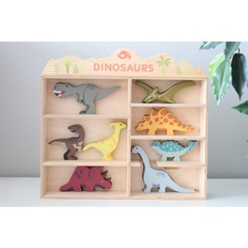Dinosaur Display Shelf Set