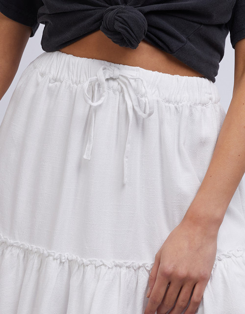 Savanna Washed Skirt