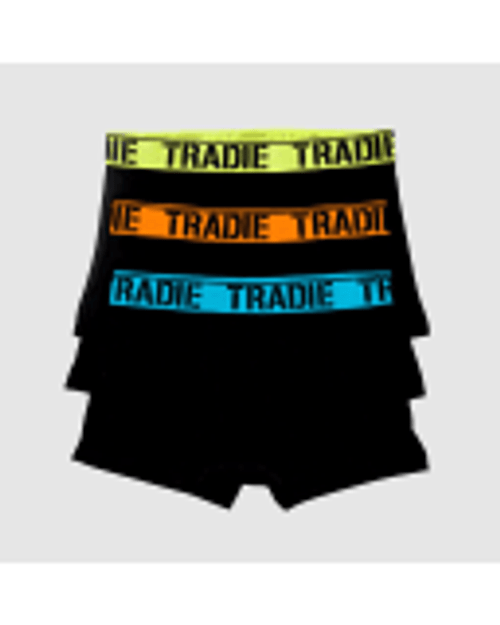 Mens Fitted Trunk 3Pk