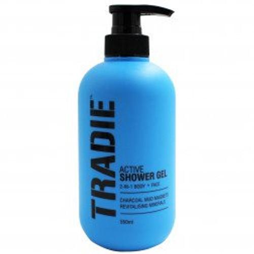 Tradie Body Wash 550ml