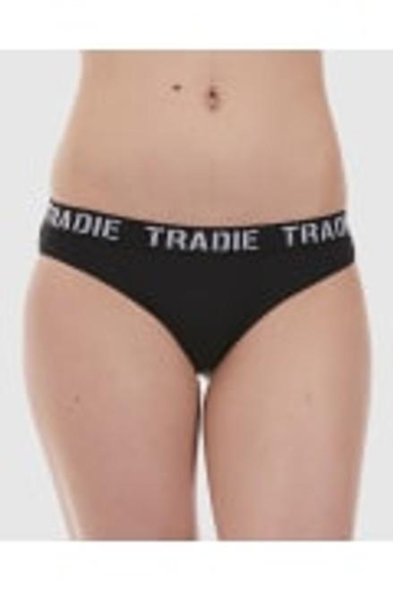 Tradie Lady 2pk Microfibre Bikini