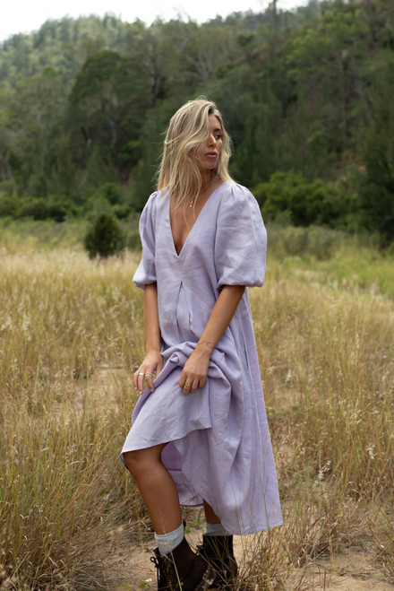 The Dress - In Lilac