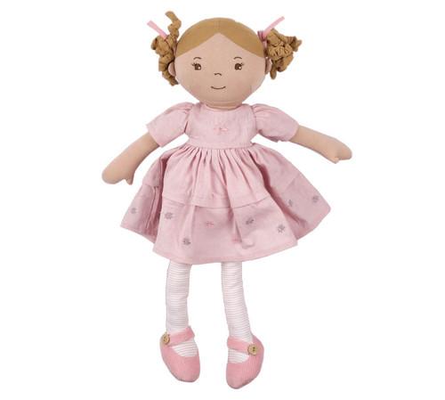 Amelia Linen Doll