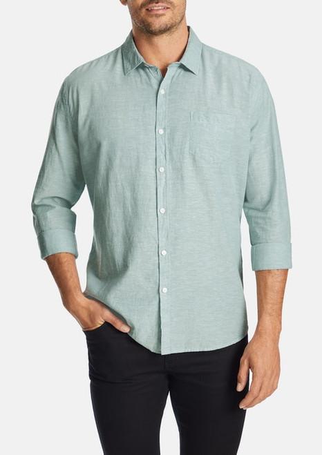 Albany Shirt - Sage