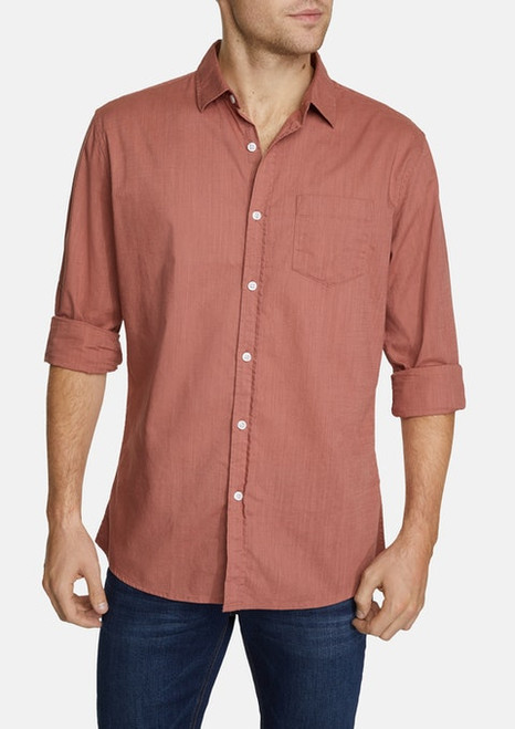 Sniders Casual Shirt - Spice