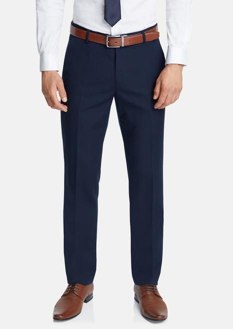 Diamond Classic Stretch Dress Pant - Navy