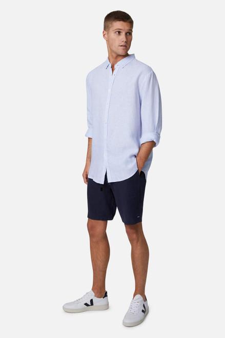 The Rochecroft L/S Shirt - Light Blue