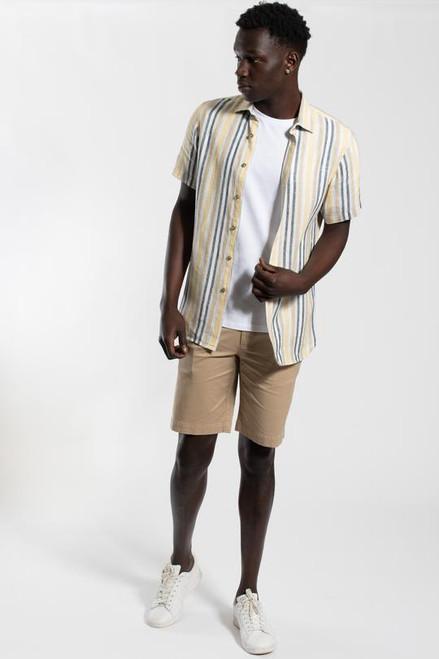S/S Multi Stripe Shirt