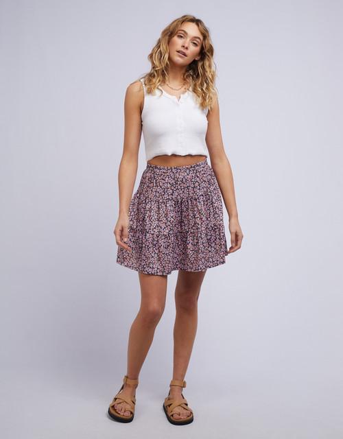 Marnie Jersey Skirt
