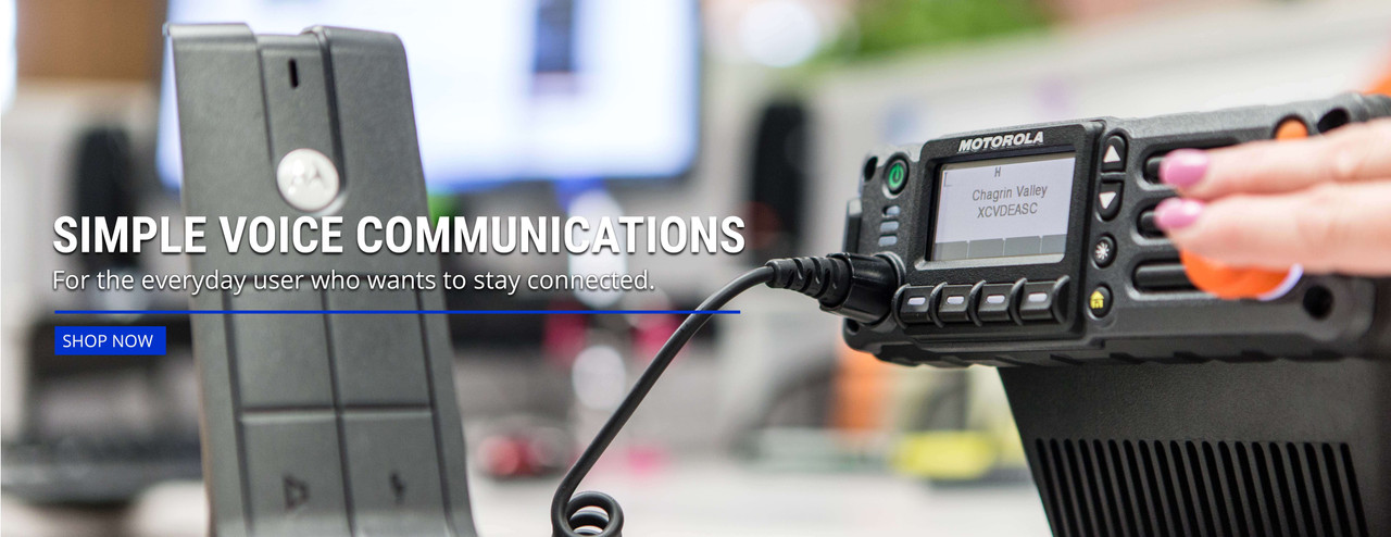 Two-Way Radios and Accessory | CommTech, LLC