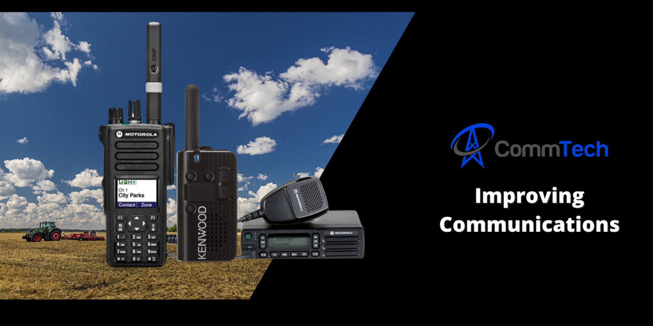 CommTech, LLC | Two-Way Radio and Accessory Dealer