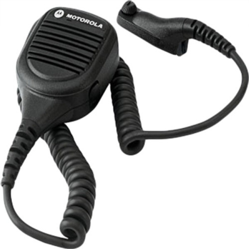 IMPRES Noise-Cancelling Remote Speaker Microphone   CommTech, LLC