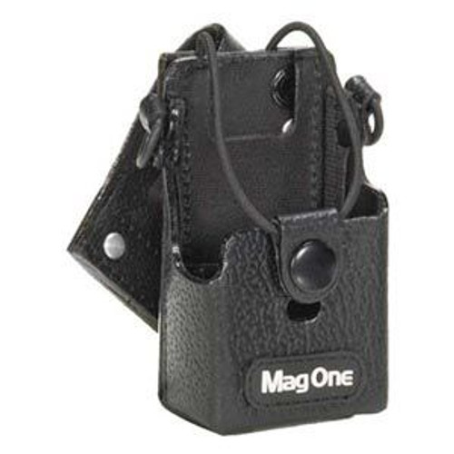 Mag One Hard Leather Carry Case | CommTech, LLC