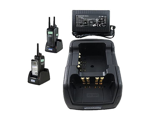 Power Products Dual Radio Charger for Motorola [TWC2M-MT13-D]